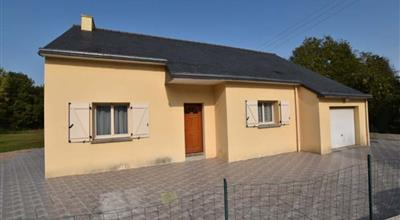 MUEL exclusivité maison de plain pied 90m² avec grand jardin